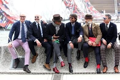 man,pitti uomo 2013,street style