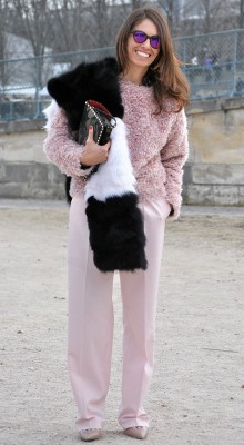 jumper,paris fashion week,pfw